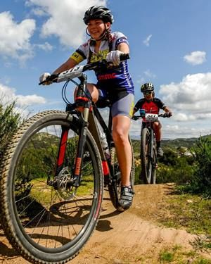 Get redemption and enjoy your mountain bike