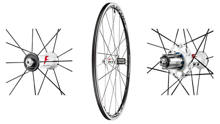 Fulcrum Racing 3 (Clincher/2 Way Fit) Wheelset