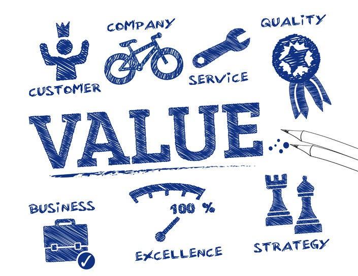 Value Concept for Bike Shops
