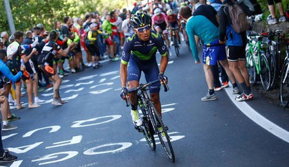 Nairo Quintana is still chasing after his first TdF win