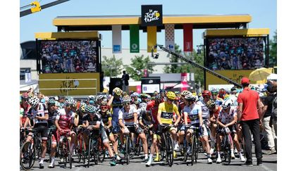 Furtive Facts of the Tour de France