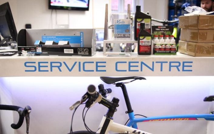 Bicycle Service Center