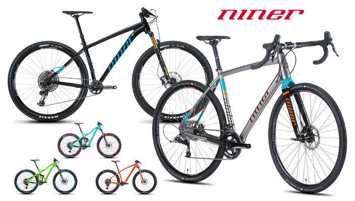 Niner releases new RLT 9 and AIR 9 models, new color and build options