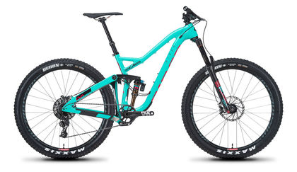 Mint Niner RIP 9 RDO full-suspension mountain bike