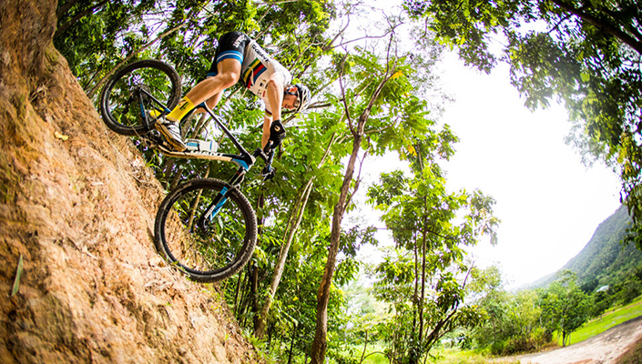 How to ride gnarly steeps