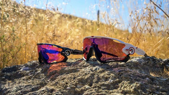 Oakley Jawbreaker PRIZM sunglasses - Trail and Road
