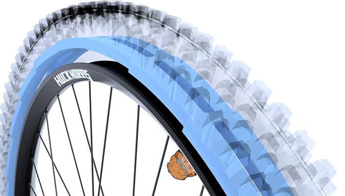 Huck Norris wheel protection