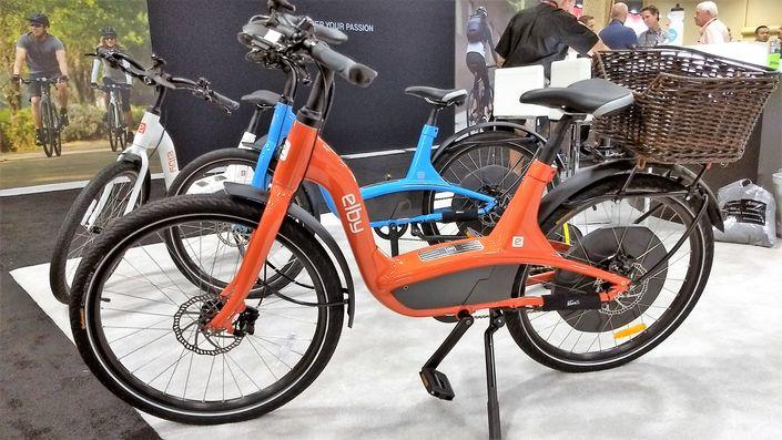 Elby E-Bikes