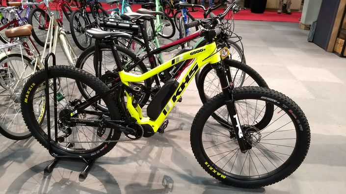 KHS SixFifty 6500e-bike