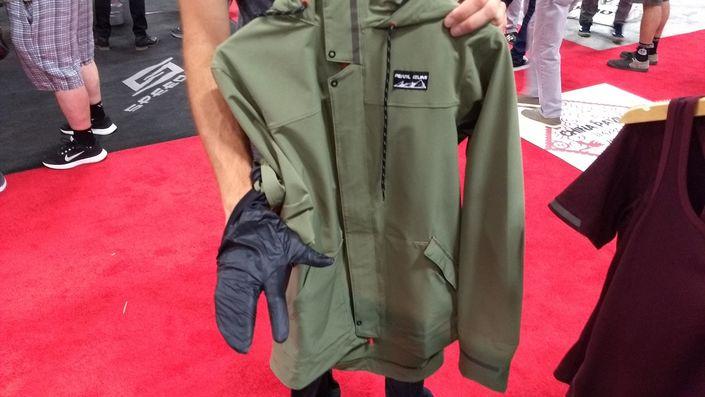 Pearl Izumi Versa Barrier Jacket