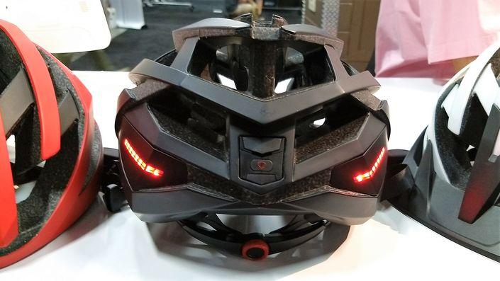 Coros Omni Helmets - lights