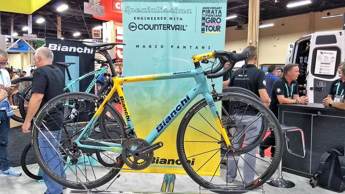 Bianchi Pantani 20th Anniversary Specialissima