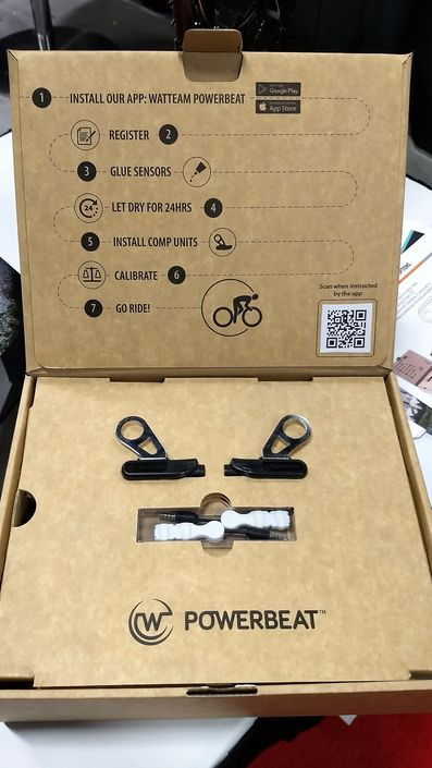 Watteam Powerbeat Power Meter Self-Install Kit