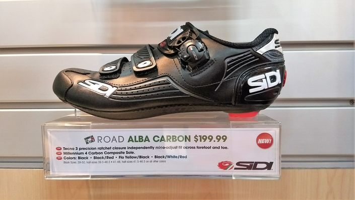 Sidi Road Alba Carbon shoe