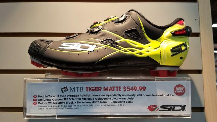 Sidi MTB Tiger Matte Shoe