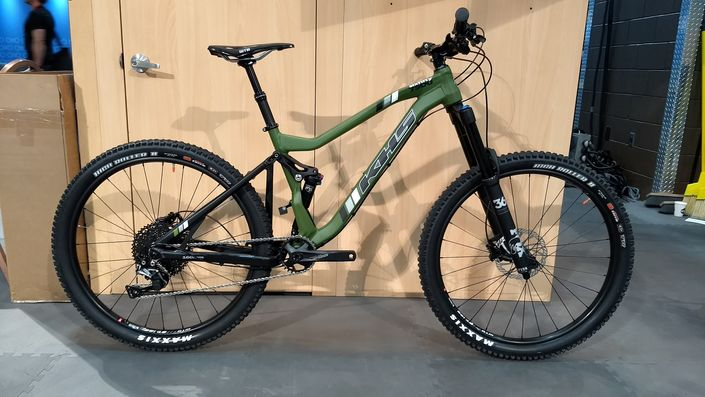 KHS SixFifty 7500 650b mountain bike