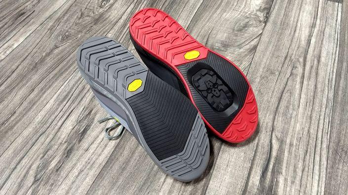 Pearl Izumi's X-Alp mountain bike shoes