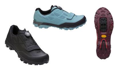 Pearl Izumi X-Alp Elevate clipless mountain bike shoes