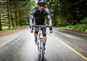 7mesh's waterproof and breathable Oro cycling jacket