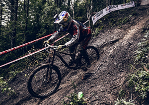How to ride linear ruts