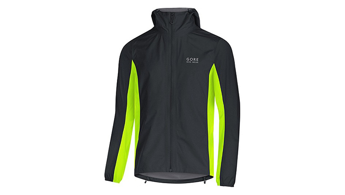 Gore Paclite cycling jacket