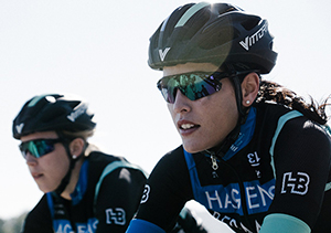 BikeRoar writer Shoshauna Routley racing for Hagens Berman | Supermint pro cycling team in 2016
