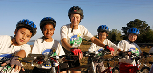 Trail Rides Program by Trips for Kids