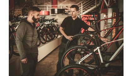 Read 'When is the best time of year to buy a bike?'