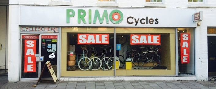 SALE! Yes, but it's only a bargain if you get a bike you'll enjoy riding.
