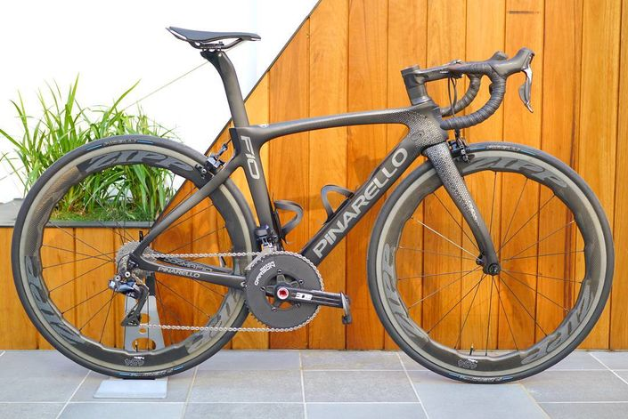 Pinarello Dogma F10 - How to look after your new road bike