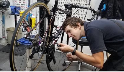 New bike service from your local bike shop