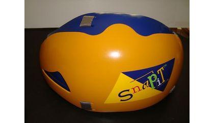 Motorika Snapit Folding Bicycle Helmet