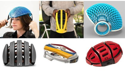 Folding Bike Helmets: Are they safe? Practical?