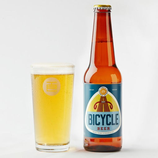 Bicycle Beer - Temple Brewing Company