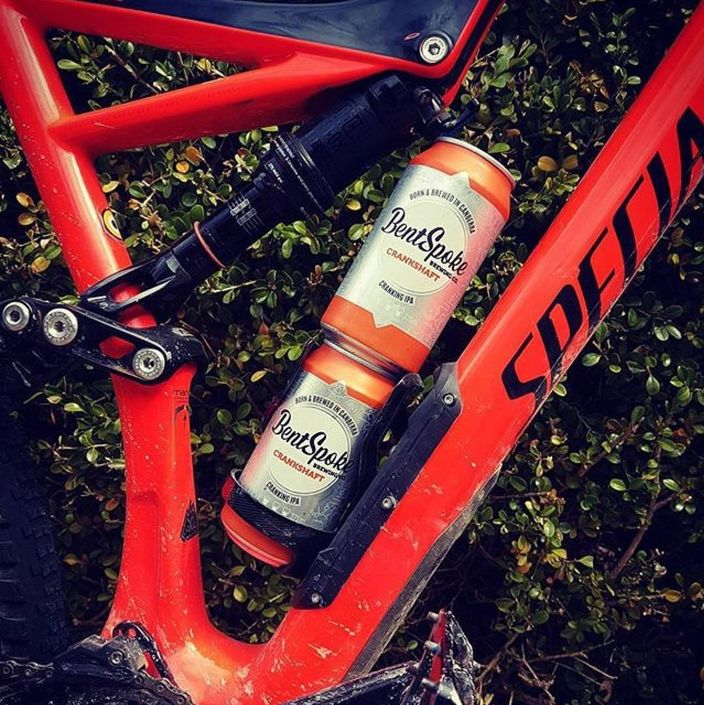 Crankshaft IPA – BentSpoke Brewing Company. photo: @bb1010bb