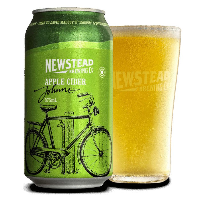 Johnno Apple Cider - Newstead Brewing Co.