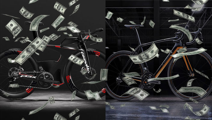 The most expensive bikes on the planet