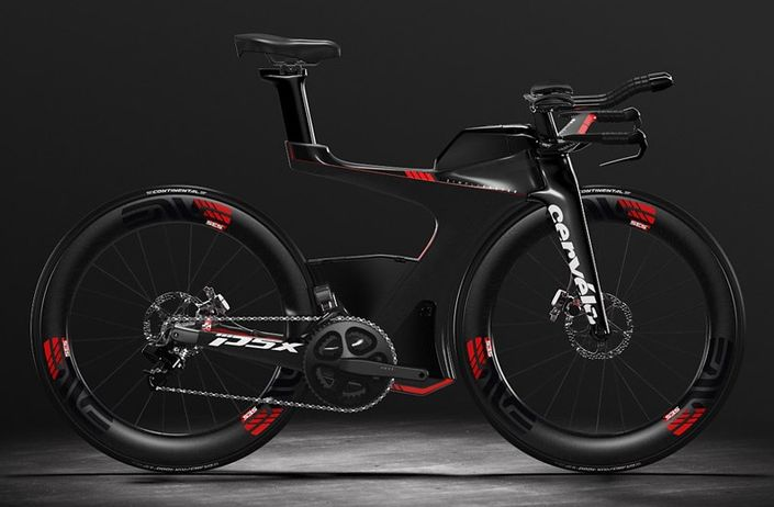 Cervelo P5X Disc SRAM RED eTap