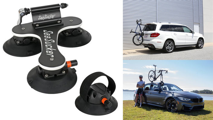 SeaSucker Bike Racks