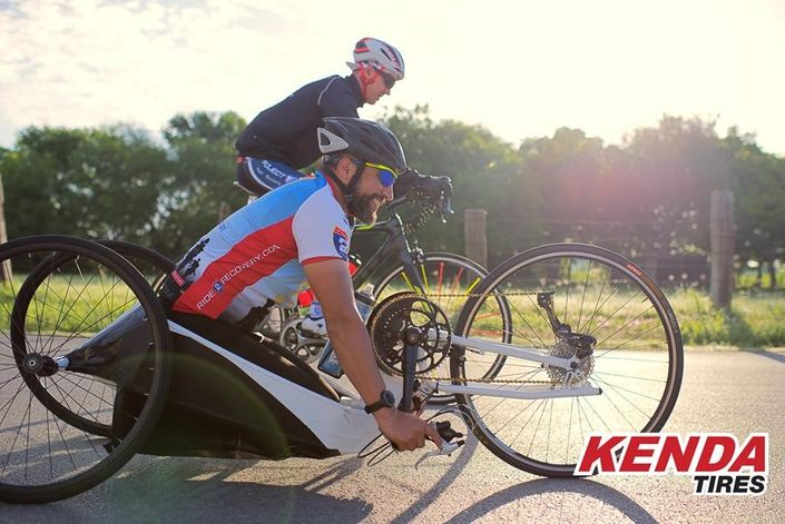 Kenda Tire supports Project Hero