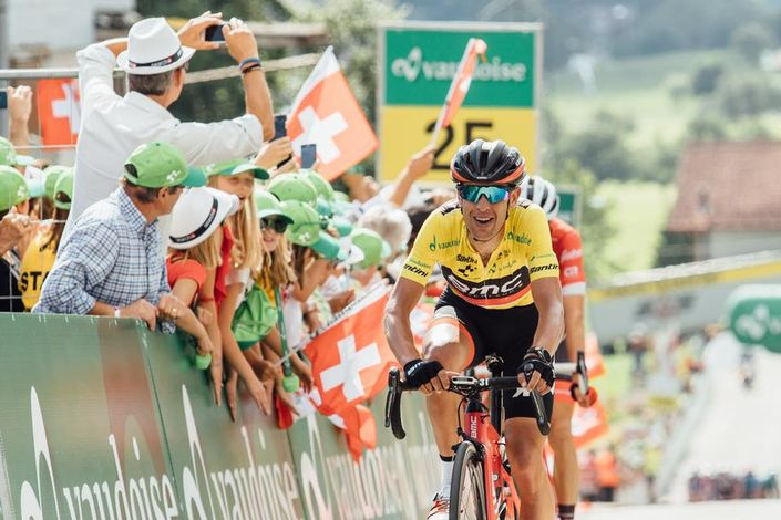 BMC's Porte wins Tour de Suisse