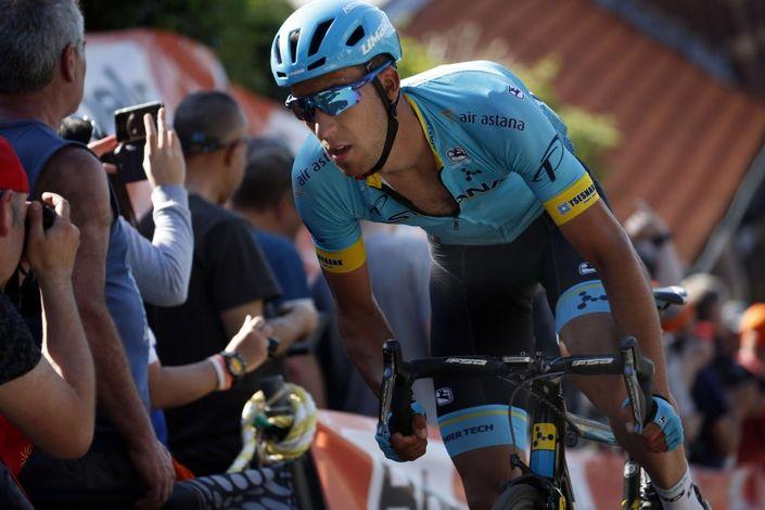 Omar Fraile - Astana