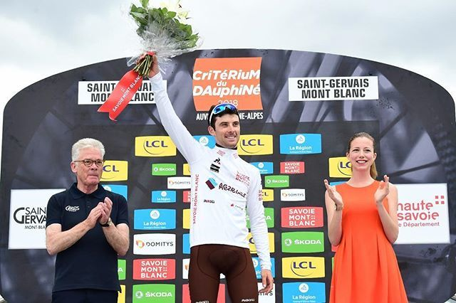 Pierre Latour - AG2R La Mondiale