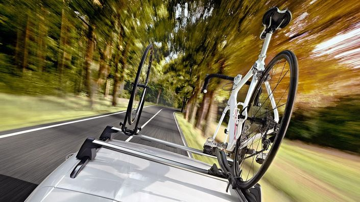 Bicycle roof racks and transport systems for your car