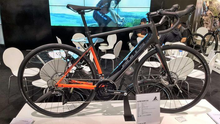 BULLS Bikes - Alpine Hawk EVO E-Bike Road Bike with FAZUA Evation drivetrain system