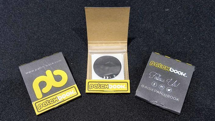 Patchbook Pre-Glued Patch Kit