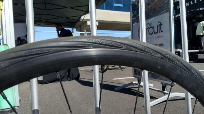 Tannus airless bike tires
