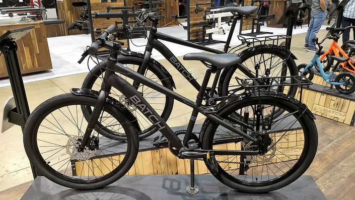 Batch Bicycles commuter bikes