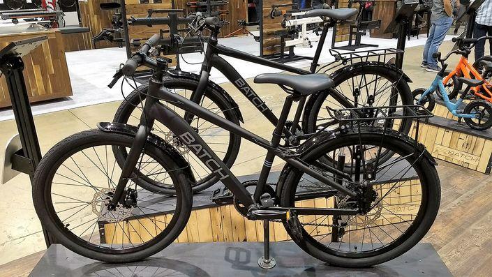 Batch Bicycles commuter bikes