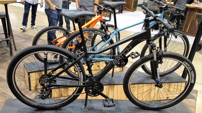 Batch Bicycles mountain bikes